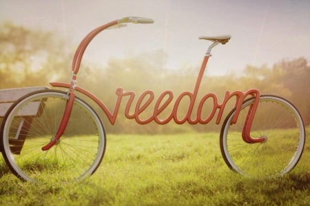 Freedom bicycle