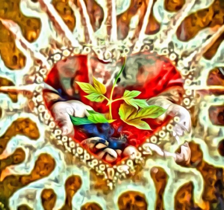 Plant heart