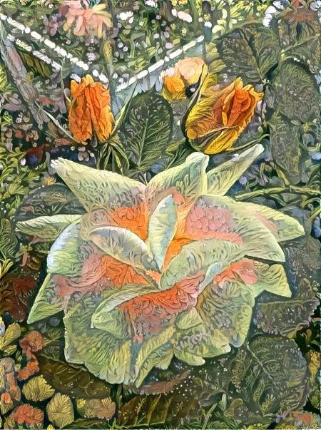 Flower flowered